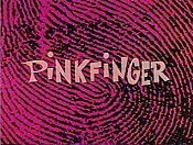 Pinkfinger Cartoon Character Picture