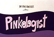 Pinkologist Picture Of The Cartoon