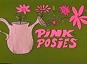 Pink Posies Pictures Of Cartoons