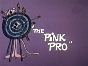 The Pink Pro Free Cartoon Picture