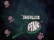 Sherlock Pink Pictures Of Cartoons