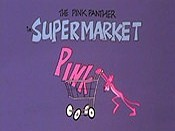 Supermarket Pink Cartoon Pictures