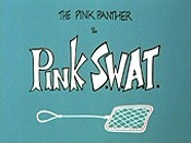 Pink S.W.A.T. Picture Of The Cartoon
