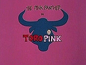 Toro Pink Cartoons Picture