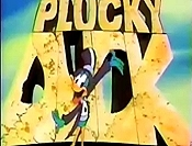Duck Dodgers Jr. Picture Into Cartoon