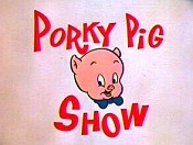The Porky Pig Show Cartoon Character Picture