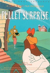Pullet Surprise Cartoon Character Picture