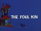 The Foul Kin Cartoon Character Picture