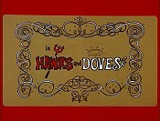 Hawks And Doves Cartoon Character Picture