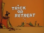 Trick Or Retreat Cartoon Picture