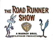 The Road Runner Show Cartoon Character Picture