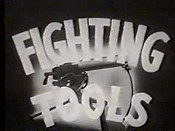 Fighting Tools Cartoons Picture