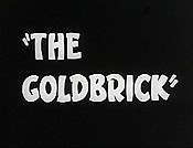 The Goldbrick Cartoon Picture