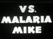 Private Snafu vs. Malaria Mike Cartoon Picture