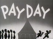 Pay Day Cartoon Picture