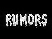 Rumors Video