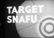 Target Snafu Free Cartoon Picture