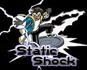 Static In Africa Cartoon Picture