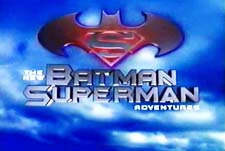 The New Superman Adventures Episode Guide Logo