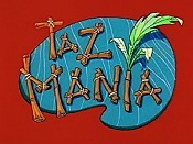 The Taz-Mania Comedy Institute Picture Into Cartoon