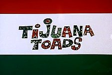 Tijuana Toads Theatrical Cartoon Series Logo
