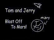 Tom And Jerry Blast Off To Mars Free Cartoon Pictures