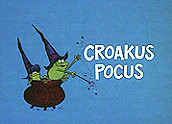 Croakus Pocus Pictures To Cartoon