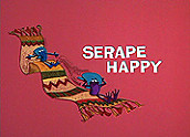 Serape Happy Cartoons Picture
