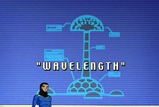 Wavelength Cartoon Character Picture