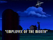 Employee Of The Month The Cartoon Pictures