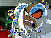 The Lost Episode Picture Into Cartoon