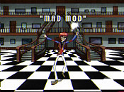 Mad Mod Cartoon Character Picture