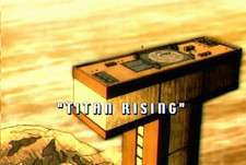 Titan Rising Cartoon Character Picture