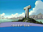 Deep Six Cartoon Character Picture