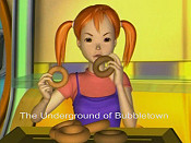 The Underground Of Bubbletown Cartoon Picture
