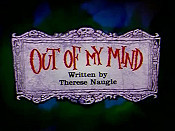 Out Of My Mind Pictures In Cartoon