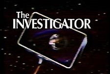 The Investigator Theatrical Cartoon Series Logo