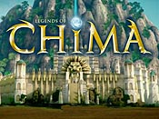 Chima Falls Cartoon Picture
