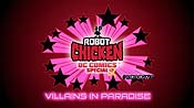 Robot Chicken DC Comics Special 2: Villains in Paradise Picture Of The Cartoon