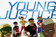 Young Justice Episode Guide Logo