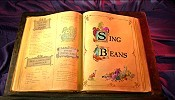 Sing Beans Cartoon Picture