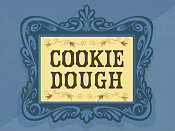 Cookie Dough Cartoon Picture