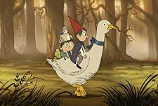 Over The Garden Wall Episode Guide