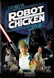 Robot Chicken: Star Wars Picture Of The Cartoon