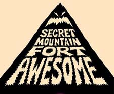 Secret Mountain Fort Awesome Episode Guide Logo