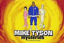 Mike Tyson Mysteries Episode Guide Logo