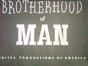 Brotherhood Of Man Cartoon Picture