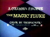 The Magic Fluke Cartoon Picture