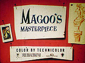 Magoo's Masterpiece Cartoon Picture