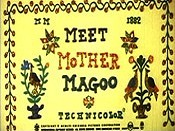 Meet Mother Magoo Free Cartoon Picture